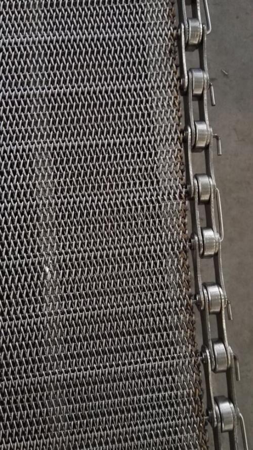 常州不锈钢网带厂家,常州不锈钢网带,扬州鑫利华网带