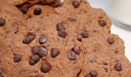 巧克力曲奇饼干--趣多多
