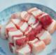 供应 土猪肉腌制 咸肉-腌肉-腊肉 300克真空包装 纯五花肉炖笋