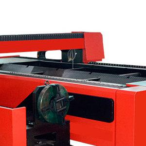 大鹏激光中小功率光纤激光切割机 .板材管材一体激光切割设备