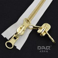 大器拉链DAQ品牌:欧标环保运动鞋拉链,装饰拉链,金属拉链厂家直销