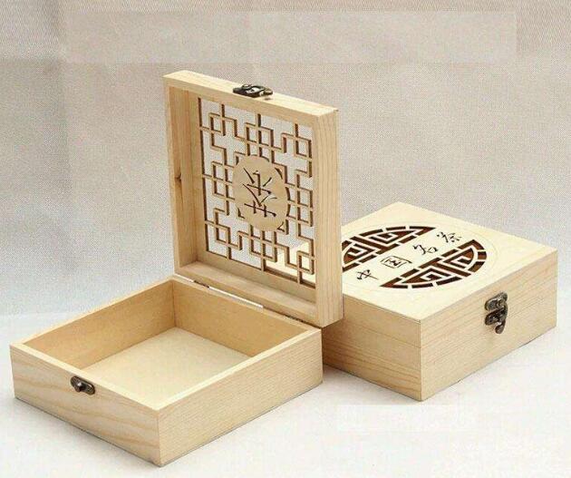 茶叶的竹木包装使消费者赏心悦目