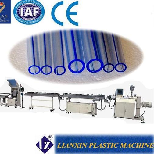 小型塑料软管生产线机器 塑料小型软管挤出机设备