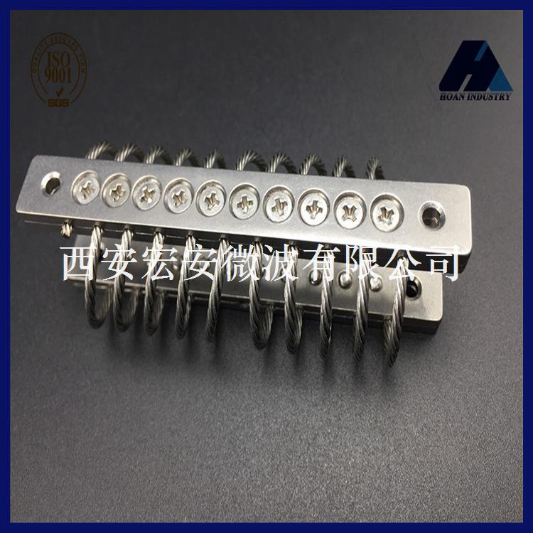 磁盘驱动器隔振防抖—JGX-0160D-2A型钢丝绳隔振器