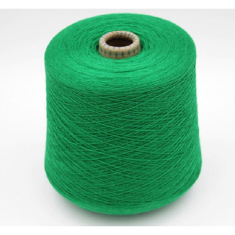 【50%羊毛50%腈纶28支毛腈纱针织混纺合股纱厂家】