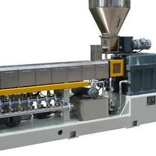 塑料造粒生产线设备挤出机器 塑胶造粒机设备生产线机器