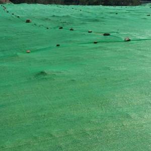 2018环保工地用绿色盖土网黑色遮阳网价格抑尘75%-95%厂家直销1.5针2针3针4针5针6针