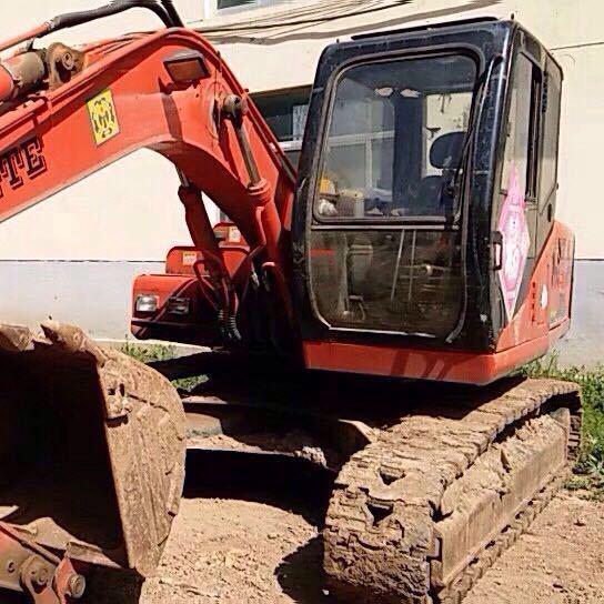 二手挖掘机恒特120履带二手挖掘机