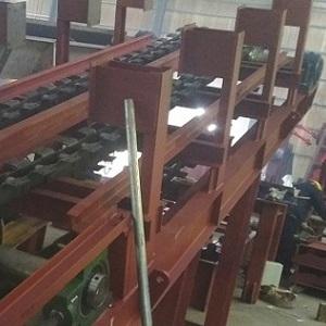 板式给矿机五大组成部分之五:链条
