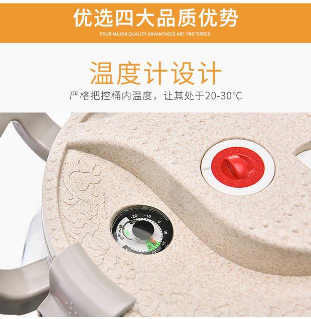 新品自动排气阀 塑料放气透气阀单向气阀水龙头酵素发酵塑料桶的盖子