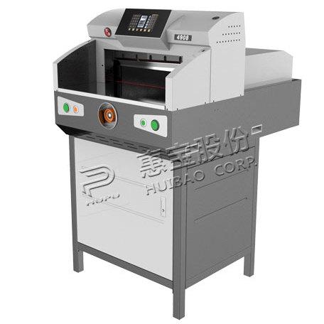 4608V8.2 微电脑程控切纸机