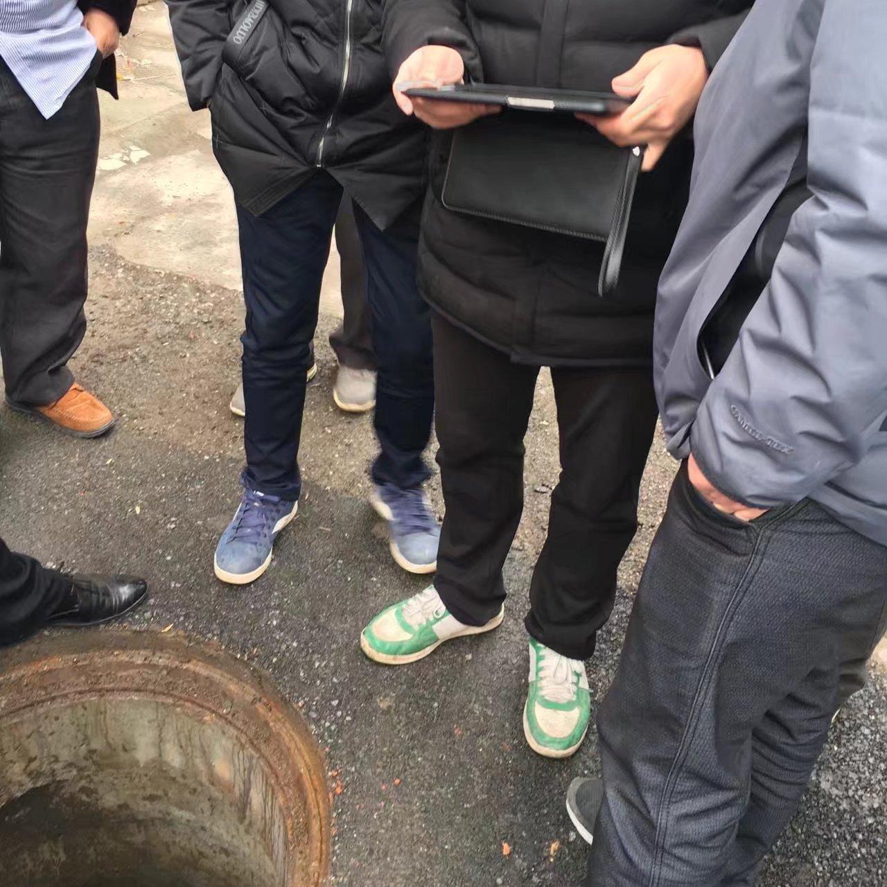 2018款高清无线管道潜望镜QV检测管道缺陷