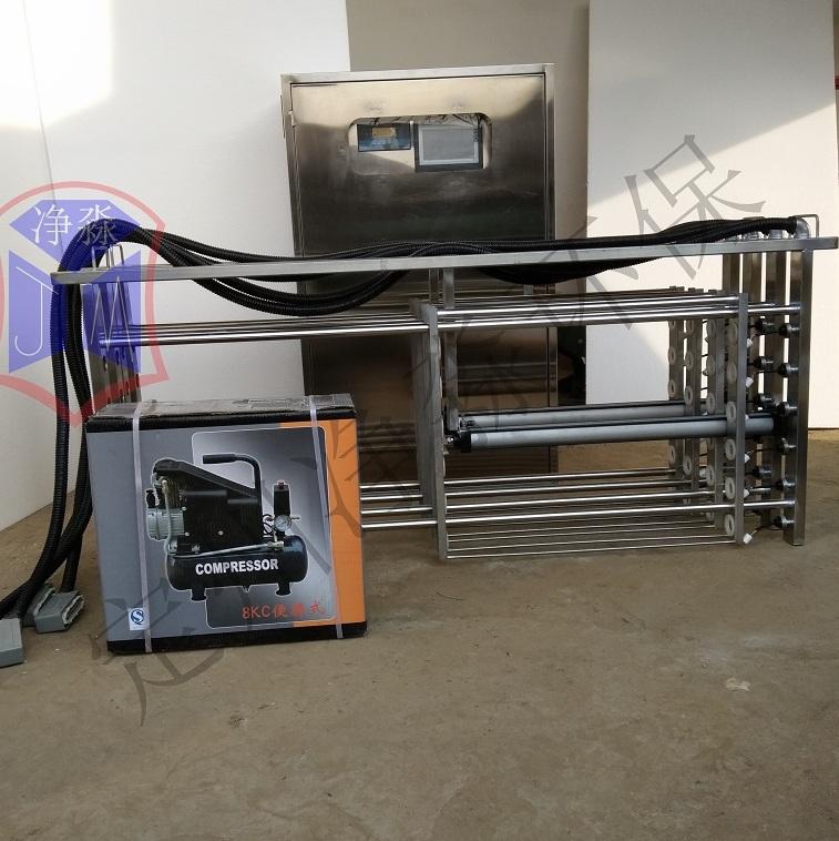 水处理框架式紫外线杀菌消毒设备JM-UVC-320-8-4系列