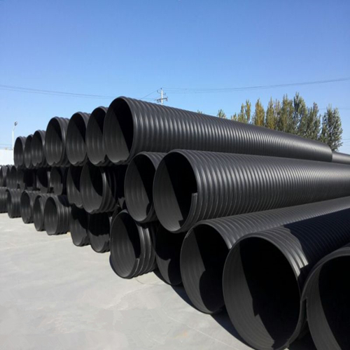 钢带PE螺旋波纹管厂家直销专业选择—统塑管