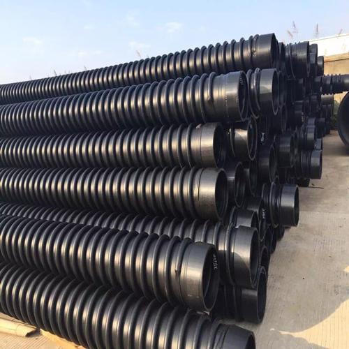 抚州HDPE缠绕增强管(克拉管)
