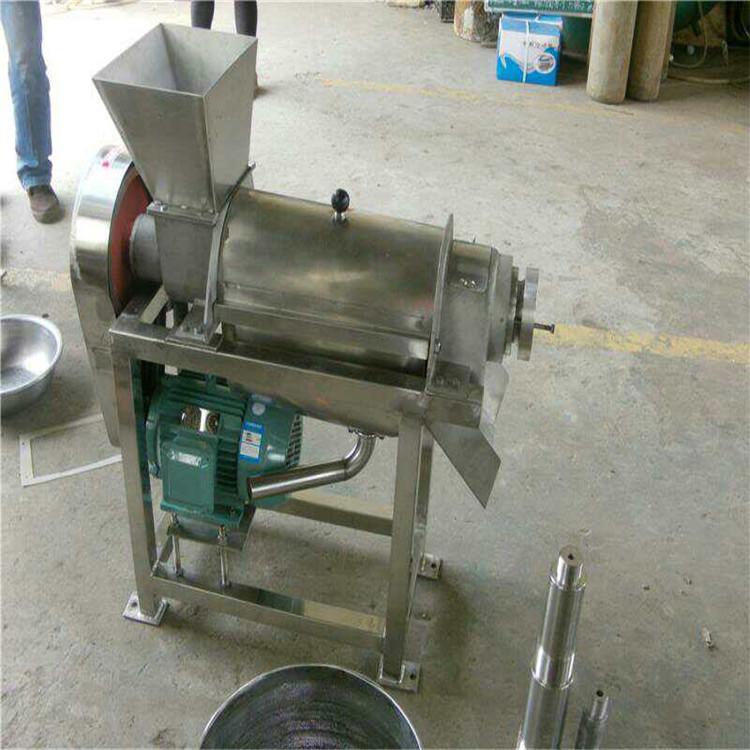 工业榨汁机 甘蔗螺旋榨汁机