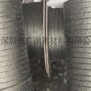 法国材料高温金属套管,高温纤维套管,钢化架专用耐高温金属套管厂家