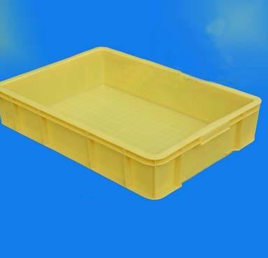 许昌塑料蔬菜筐周转箱批发 洛阳塑料食品箱水果筐