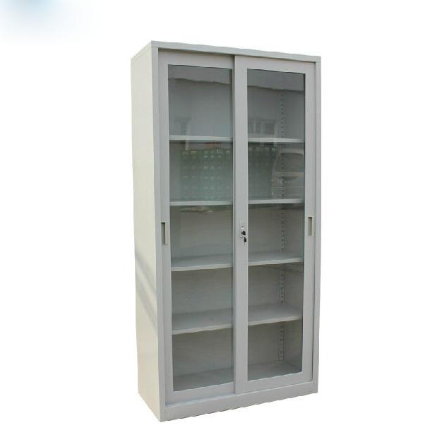重庆文件柜铁皮柜凭证柜储物资料柜玻璃员工A4办公档案柜抽屉带锁