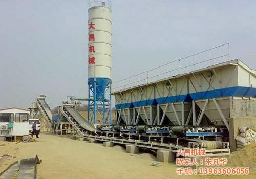 大昌机械(图)|稳定土拌合站厂家|喀什地稳定土拌合站