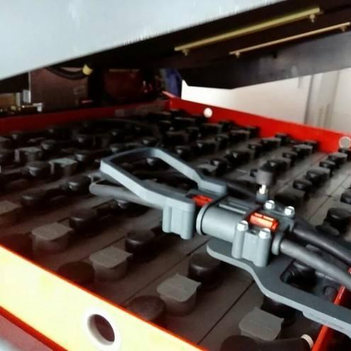 英国霍克叉车蓄电池组4PZS280厂家报价