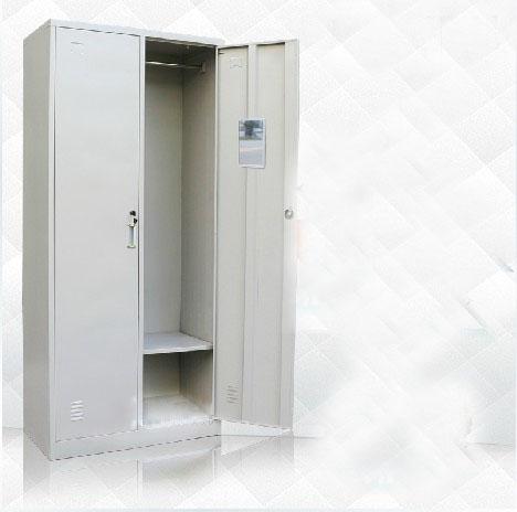 钢制更衣柜员工柜铁皮柜储物柜浴室柜宿舍柜工衣柜带锁