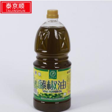 供应 五丰黎红藤椒油1.8L瓶装 厨房家用藤椒油