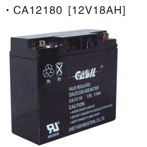 供应 型号CA12180 铅酸蓄电池 免维护