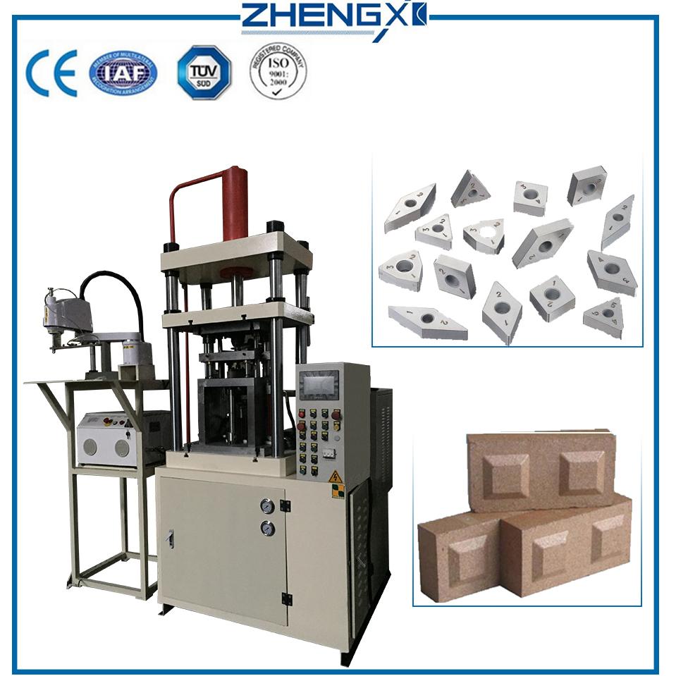 成都粉末液压机供应全自动粉末成型液压机-陶瓷粉末液压设备图片