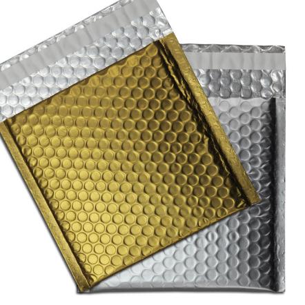 供应 镀铝膜气泡袋 化妆品首饰服装包装袋气珠膜