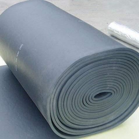 妙诚  厂家热销橡塑保温管板   阻燃橡塑板    橡塑保温保冷板