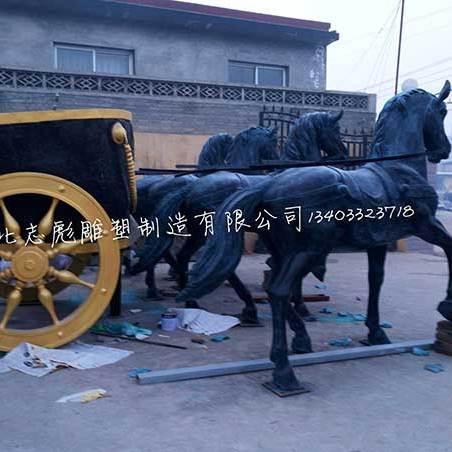金钱豹雕塑订做-雕塑厂家-志彪