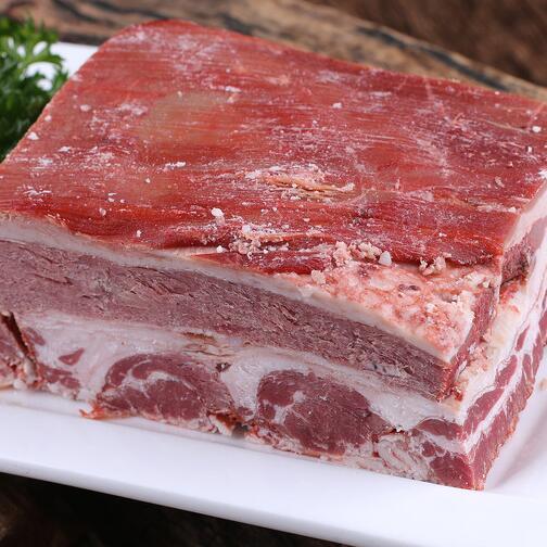 供应 湖南劲道腊肉牛停不下来的美味