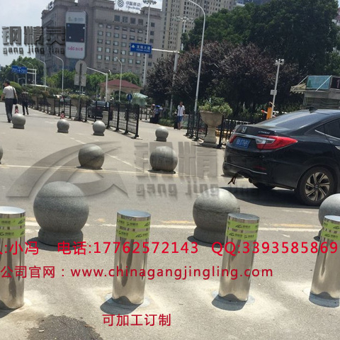 武漢路樁廠家 武漢液壓升降柱 全自動升降路樁 升降路樁價格