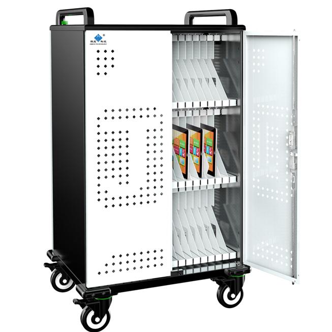 供应平板电脑充电柜  移动充电车  iPad充电柜 移动终端管理充电柜 PAD-JQ60