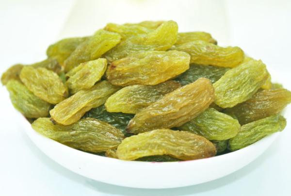供应 新疆特产小包装绿香妃葡萄干