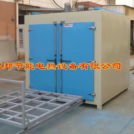 节能型工业变压器烘箱 变压器绝缘漆固化烘箱 轨道推车式变压器专用烘烤箱