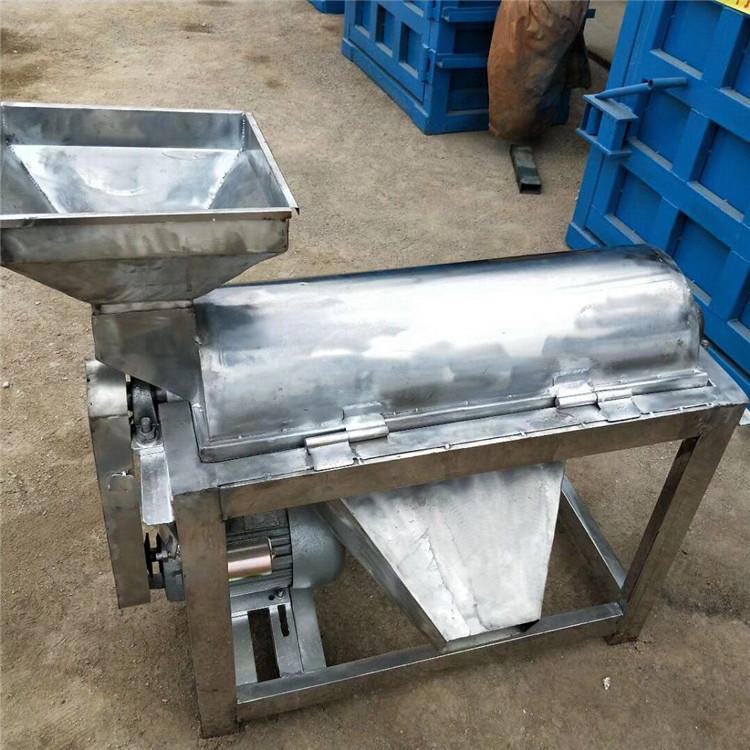 高产量番茄果蔬榨汁机 不锈钢螺旋榨汁机 工业榨汁机