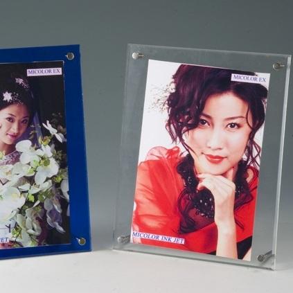 东莞有机玻璃加工厂家 定制加工各类有机玻璃展示架 亚克力相册相框