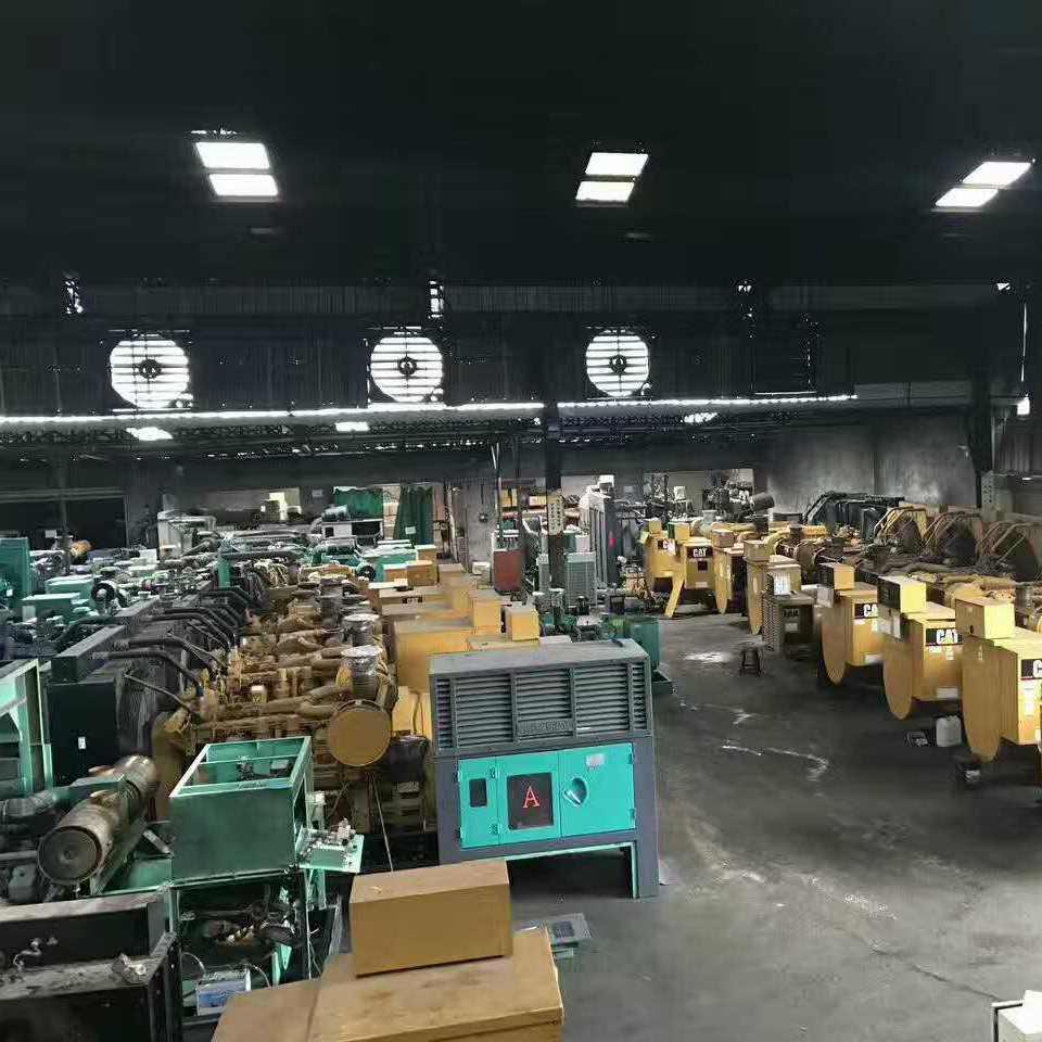 广西南宁全新或二手80千瓦至2000千瓦柴油发电机组出租出售保养维修维护等
