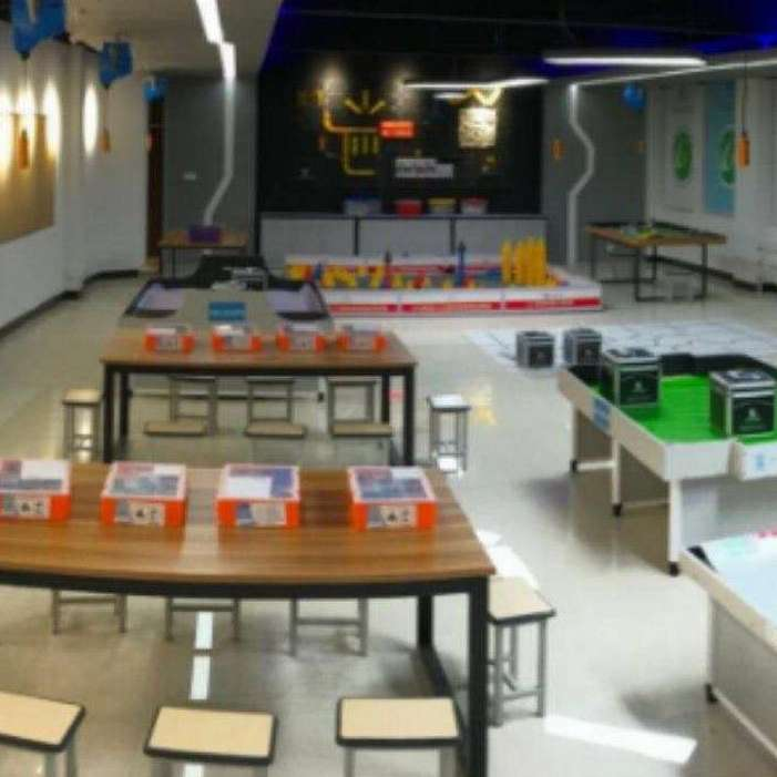 创客实验室仪器 机器人创客实验室 STME教育教室仪器