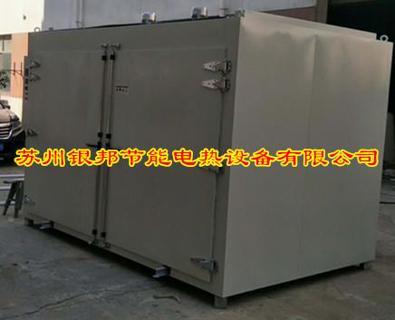 电加热聚氨酯胶辊专用烘箱 聚氨酯胶辊固化烤箱 推车式聚氨酯烘烤箱