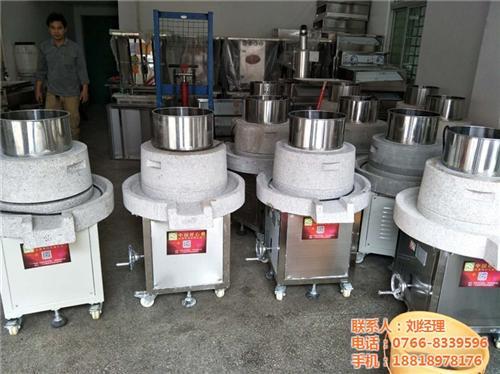 云理机械设备(图),金钟社区云理电动石磨价格,电动石磨