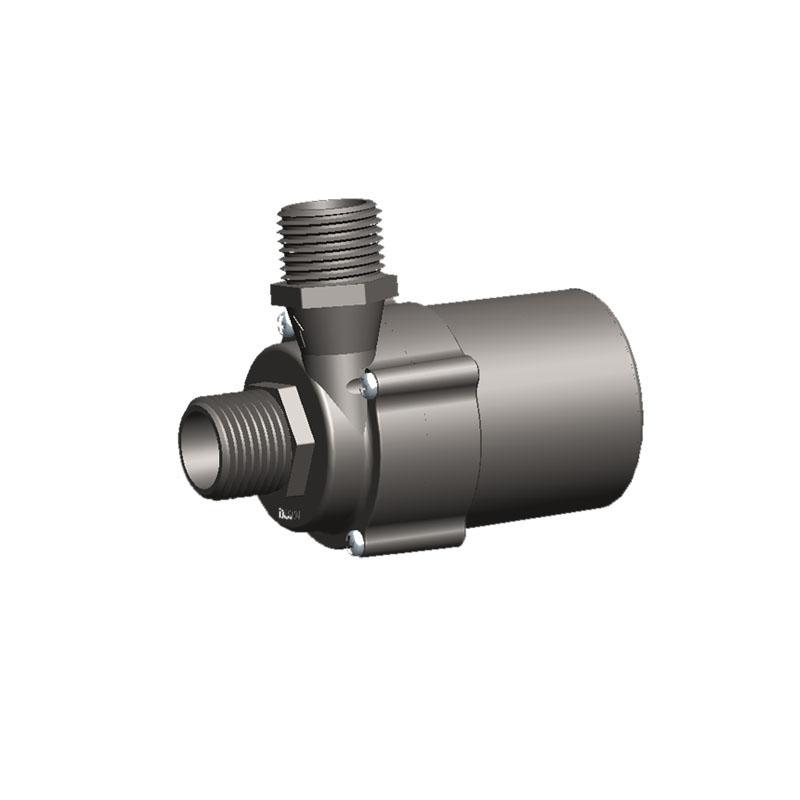 厂家供应12v24v二分螺纹口微型无刷直流水泵可定制DS4505