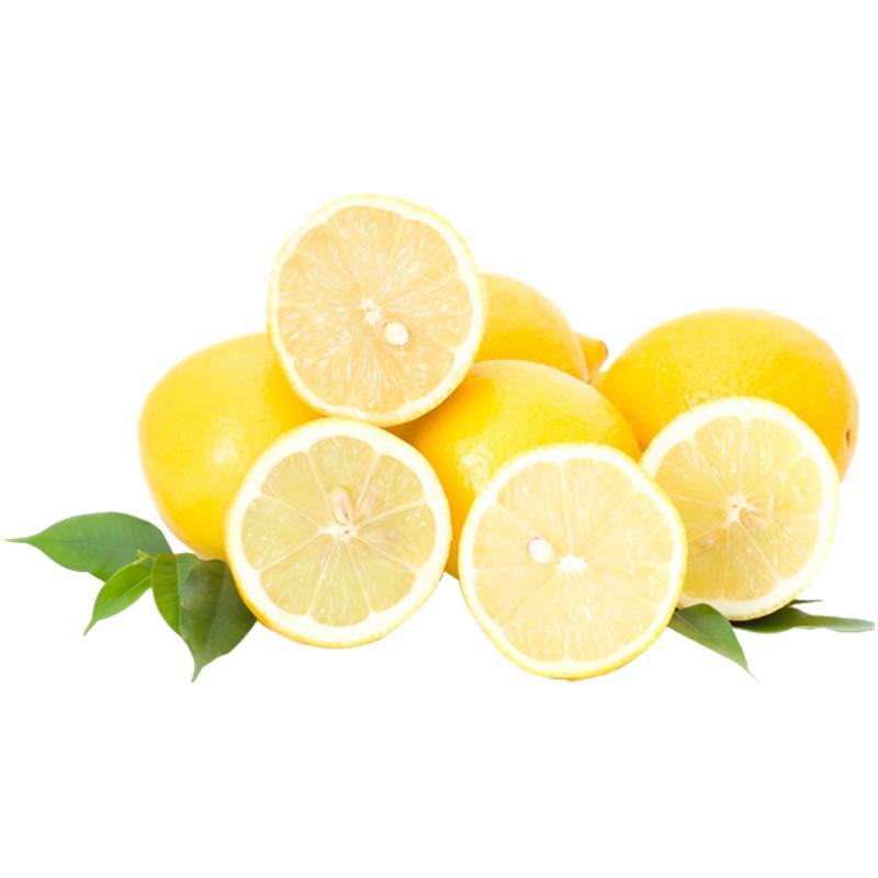 柠檬新鲜水果包邮5斤