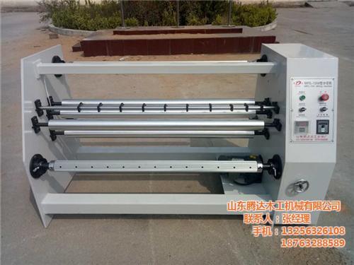 木线包覆机、腾达木工机械、木线包覆机操作