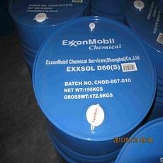 埃克森美孚烷烃溶剂Exxsol D60(s)