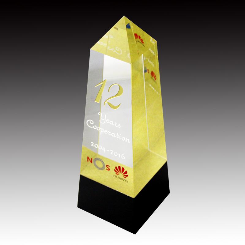 供应 水晶奖杯 水晶  可定制 可刻字  专业定制