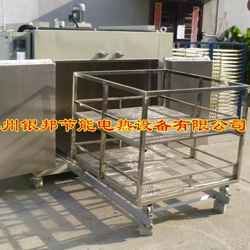 银邦品牌LYHW-881型号橡胶烘烤箱 橡胶制品二次硫化烤箱 硅胶氟胶产品二段硫化烘烤箱