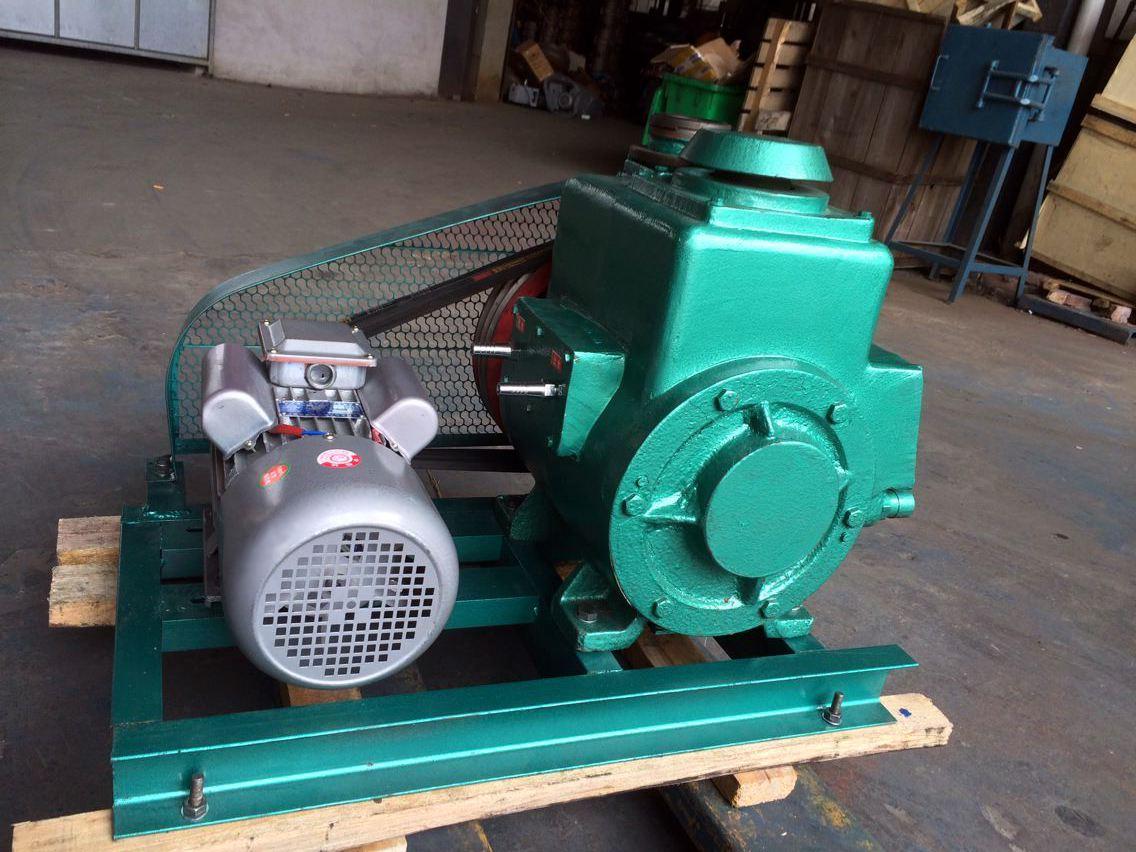 单级旋片式真空泵和双级旋片式真空泵有什么区别?